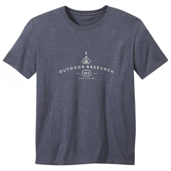 Outdoor Research - Shady Tee - Camiseta de manga corta