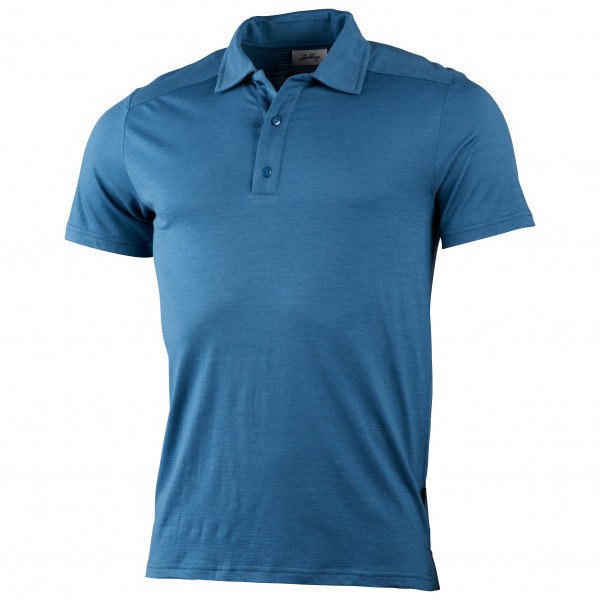 Lundhags - Gimmer Merino Light Polo Tee - Poolo-paita