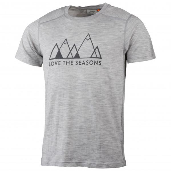 Lundhags - Merino Light Fjell Tee - T-Shirt