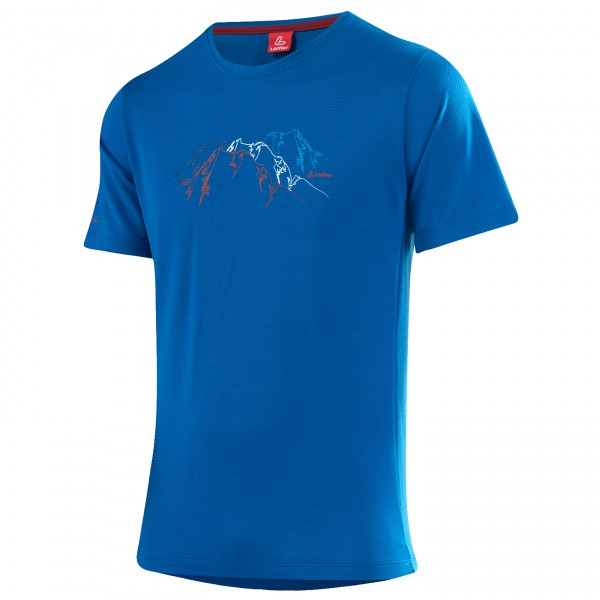 Löffler - Printshirt Tencel Comfort - Funktionsshirt