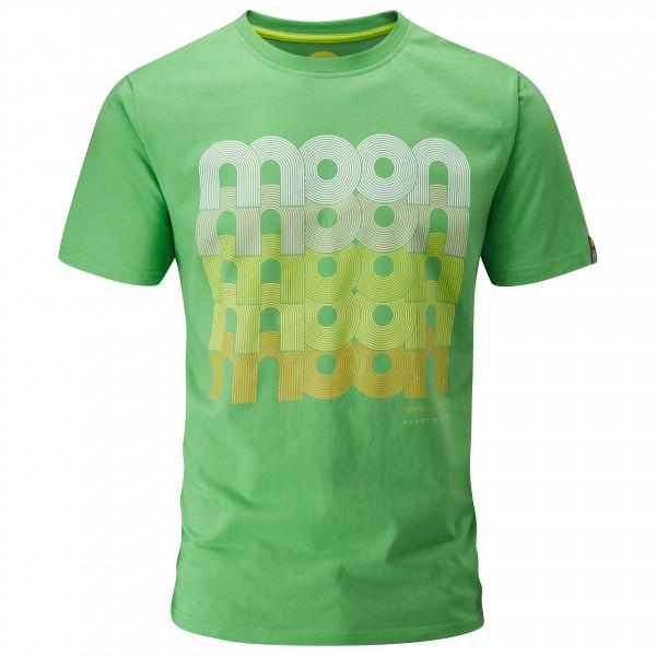 Moon Climbing - Fade Logo T-Shirt - T-skjorte