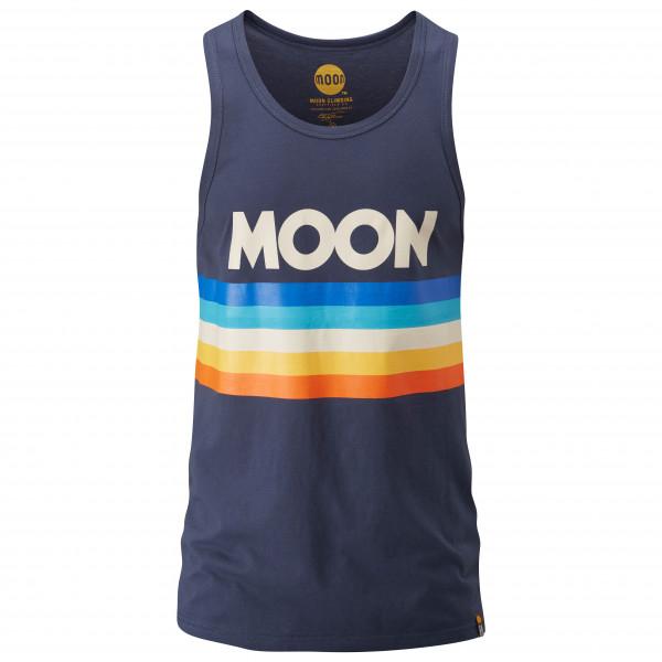 Moon Climbing - Retro Stripe Vest - Tank Top