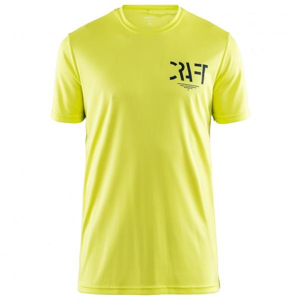 Craft - Eaze S/S Graphic Tee - Sport-T-shirt