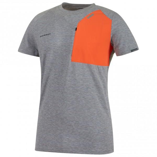 Mammut - Crashiano Pocket T-Shirt - Camiseta funcional