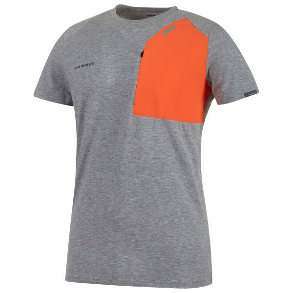 Mammut - Crashiano Pocket T-Shirt - T-shirt technique