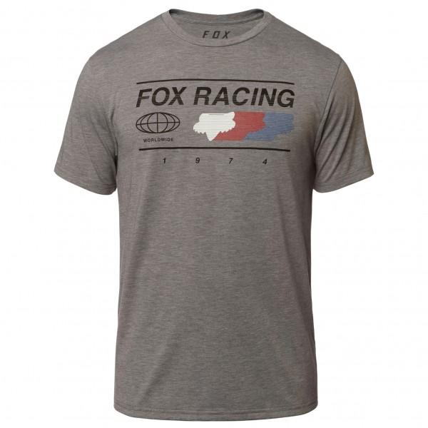 FOX Racing - Global S/S Tech Tee - Funktionsshirt
