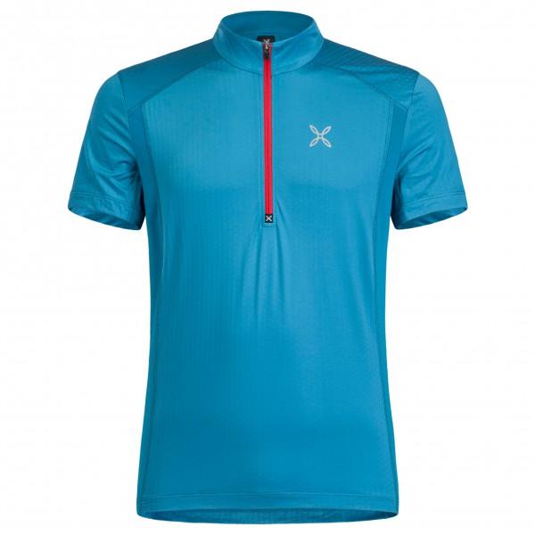 Montura - Combo Zip T-Shirt - Tekninen paita