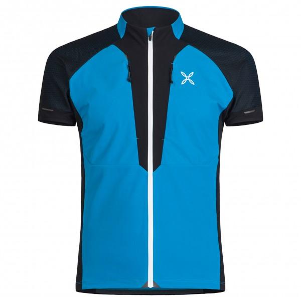 Montura - Viper Race Zip T-Shirt - Tekninen paita
