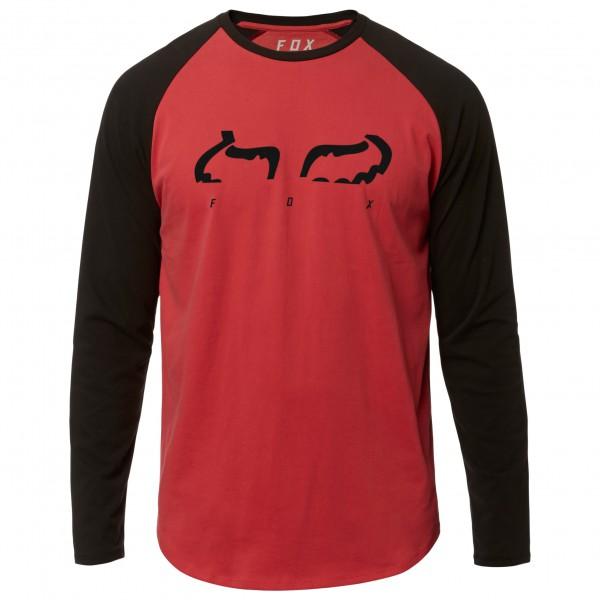 FOX Racing - Strap L/S Airline Tee - Sportshirt
