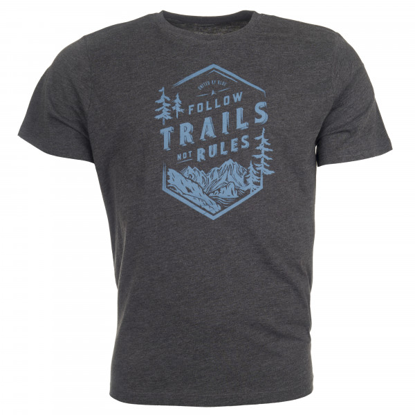 United By Blue - Follow Trails S/S Graphic Tee - T-skjorte