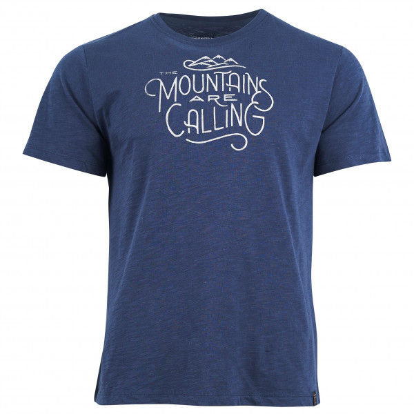 United By Blue - Mountains Are Calling S/S Graphic Tee - T-shirt