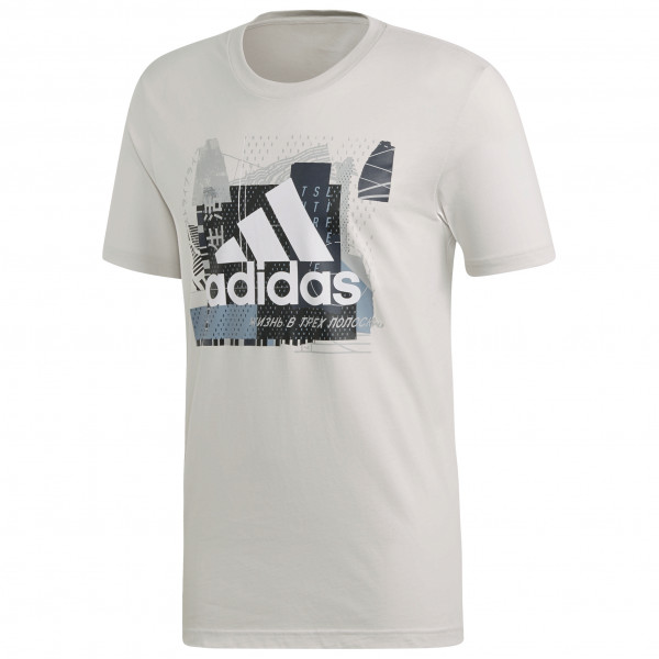 adidas - MustHave Badge of Sport Graph 2 - T-paidat