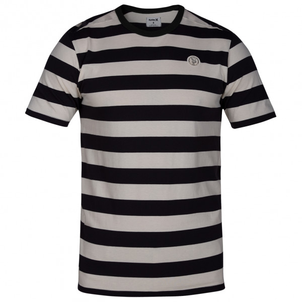 Hurley - Custom Striped Top S/S - T-shirt