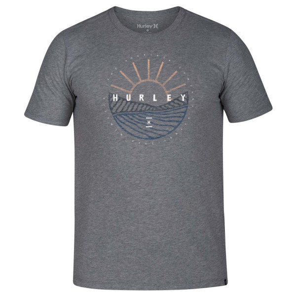 Hurley - Dri-Fit Dawn Is Breaking S/S - T-shirt
