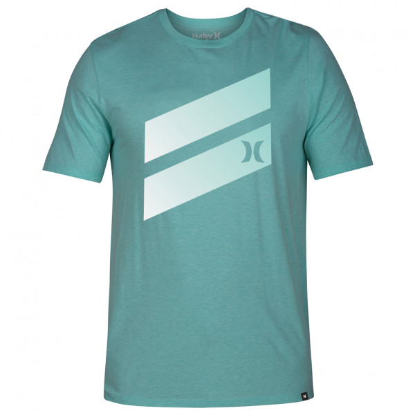 Hurley - Icon Slash Gradient Tee - T-shirt