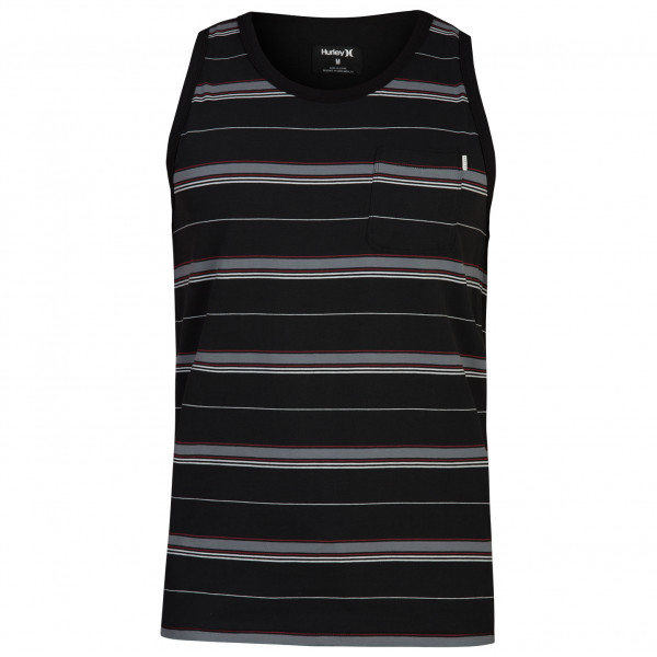 Hurley - Dri-Fit Harvey Stripe Pocket Tank - Tank Top