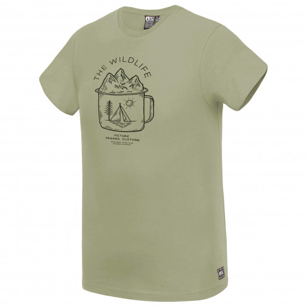 Picture - Wild Cotton - T-Shirt
