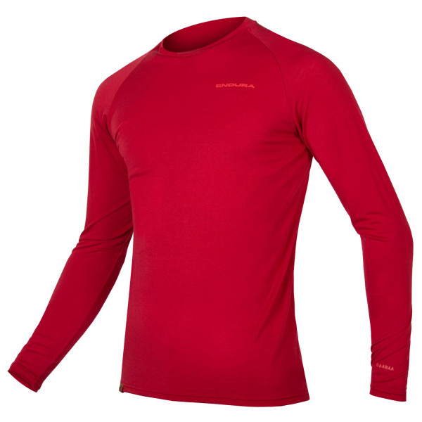 Endura - Baabaa Blend Langarm Baselayer - Sport shirt