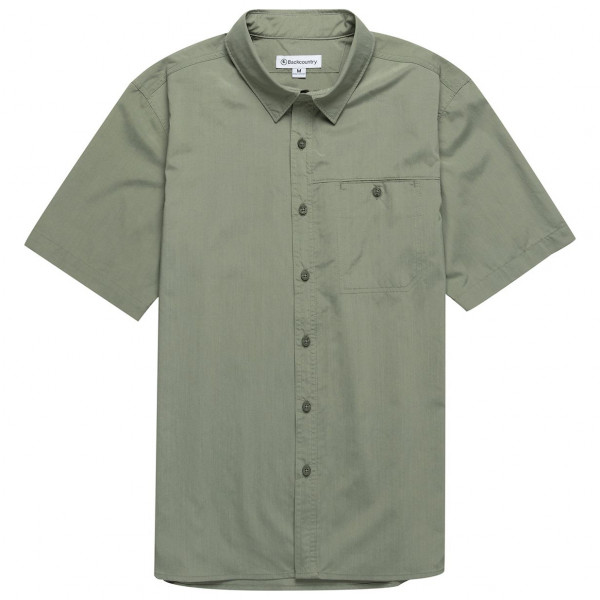 Backcountry - S/S Tech Woven Shirt - Funktionströja