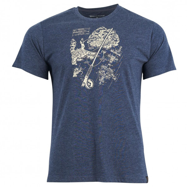 United By Blue - Frequent Flyer S/S Graphic Tee - Camiseta de manga corta