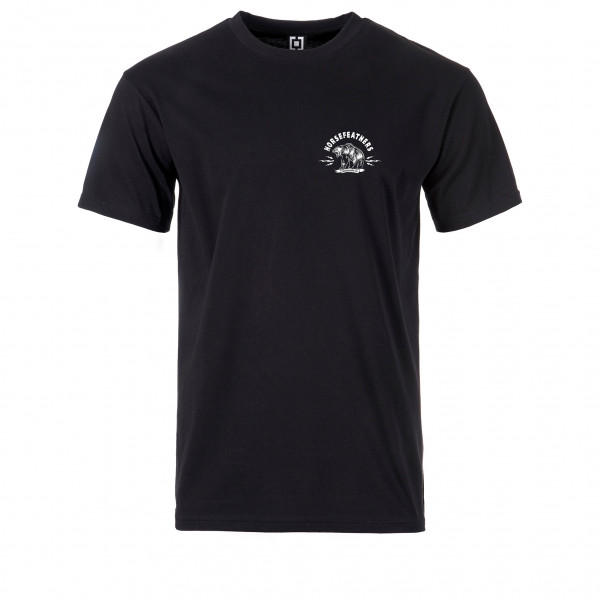 Horsefeathers - Grizzly Bear T-Shirt