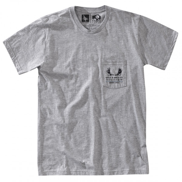 Hippy Tree - Antlers Tee - T-skjorte