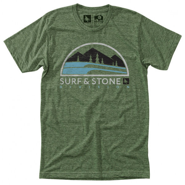 Hippy Tree - Coastal Tee - T-shirt