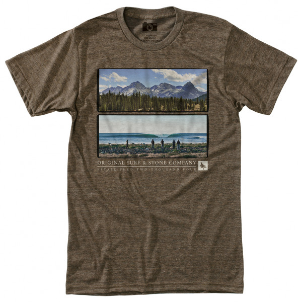 Hippy Tree - Frameview Tee - T-Shirt