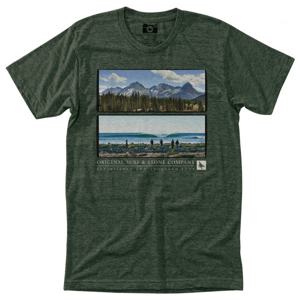 Hippy Tree - Frameview Tee Cotton - T-shirt