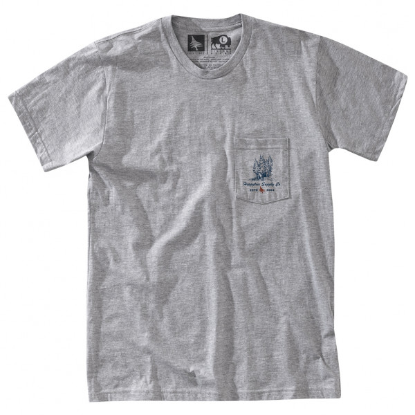Hippy Tree - Grovewood Tee - T-shirt