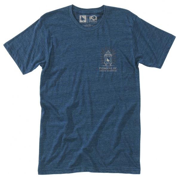 Hippy Tree - Lantern Tee - T-shirt