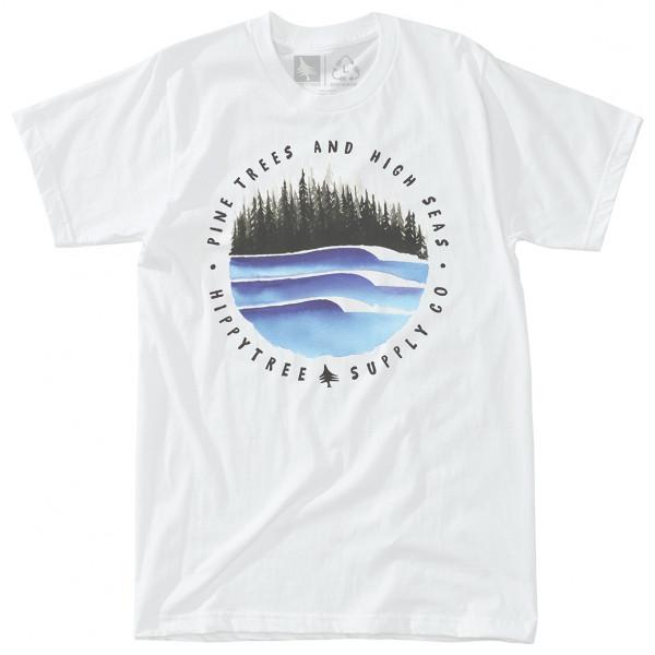 Hippy Tree - Seapine Tee - T-shirt