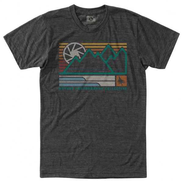 Hippy Tree - Shutterpoint Tee - T-shirt
