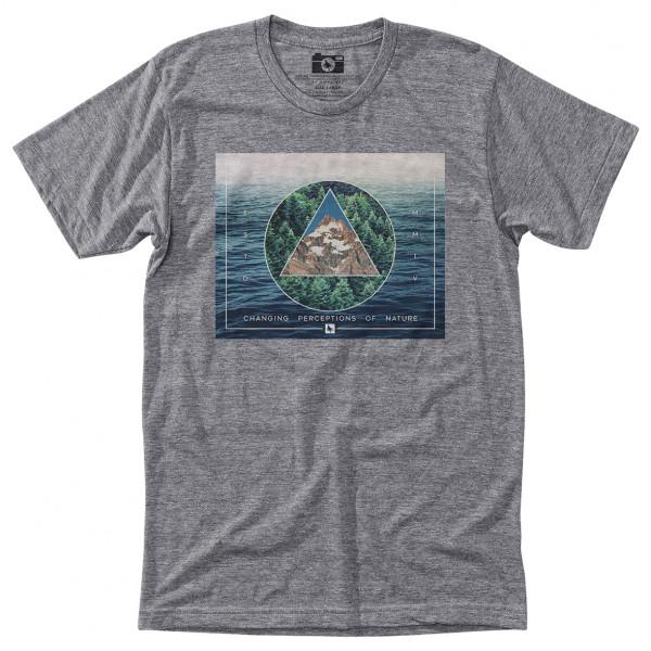 Hippy Tree - Vertex Tee - T-shirt