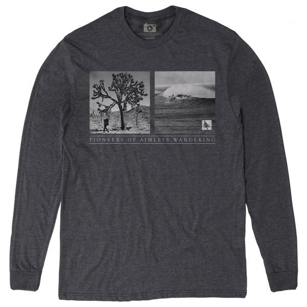 Hippy Tree - Wanderer L/S Tee - Longsleeve