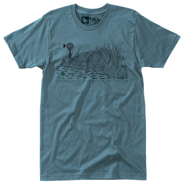 Hippy Tree - Windbreak Tee Cotton - T-shirt