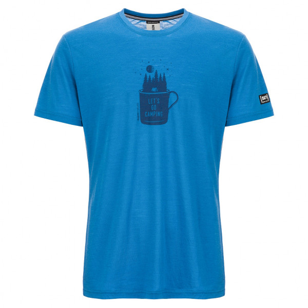 super.natural - Graphic Tee Camper Print - T-Shirt