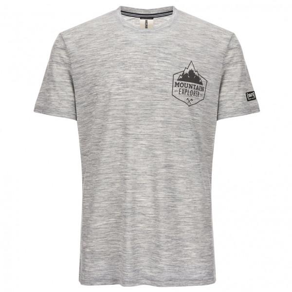 SuperNatural - Graphic Tee Explorer Print - T-shirt