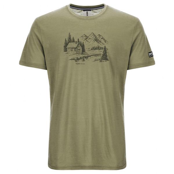 SuperNatural - Graphic Tee Idyll Print - T-shirt