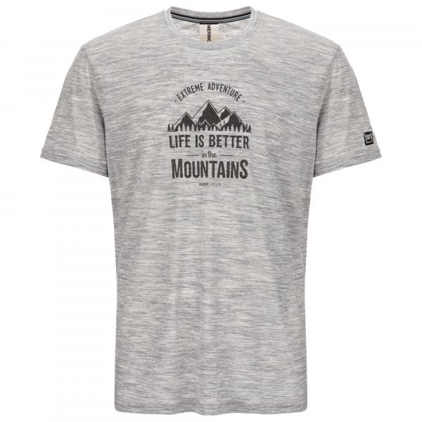 SuperNatural - Graphic Tee Planet B - T-Shirt