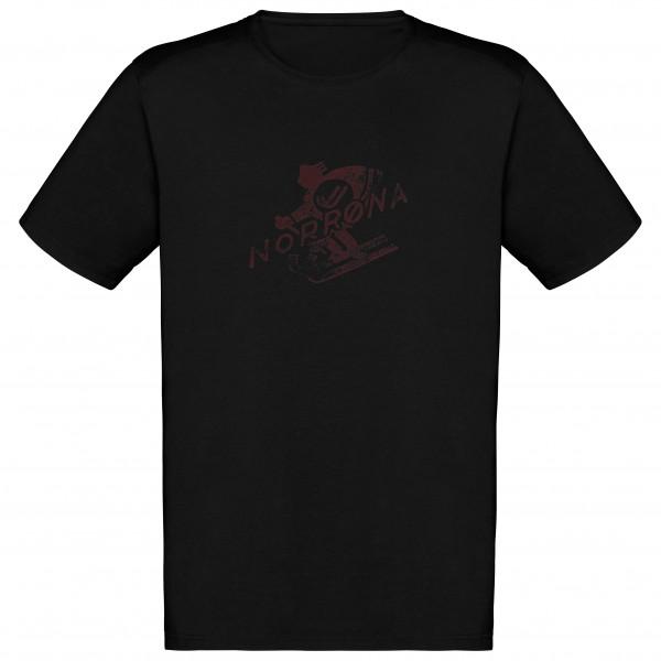 Norrøna - /29 Cotton 50's Logo T-Shirt