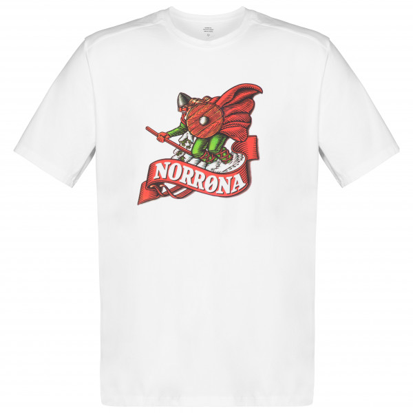 Norrøna - /29 Cotton 80's Logo T-Shirt