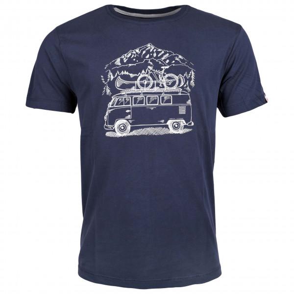 Van One - Zugspitze VW Bulli - T-shirt