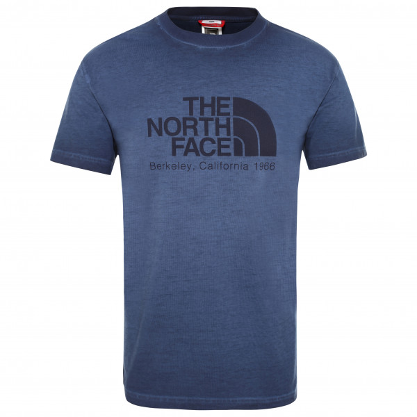 The North Face - S/S Washed Berkeley Tee - T-shirt
