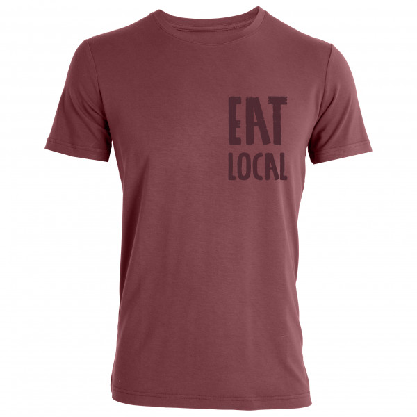 Tufte Wear - Eat Local Tee - T-shirt