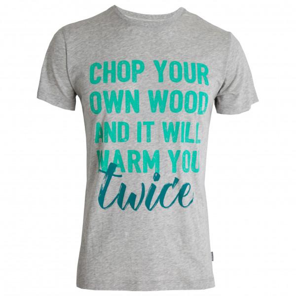 Tufte Wear - Twice Tee - T-Shirt