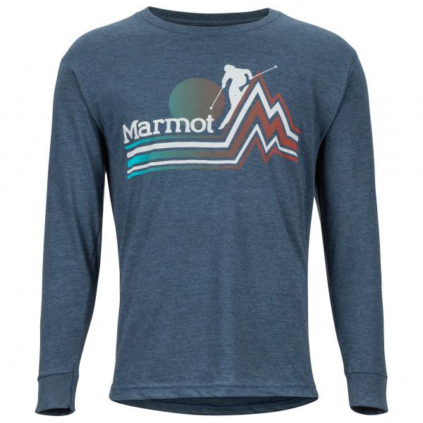 Marmot - Piste Tee L/S - Longsleeve