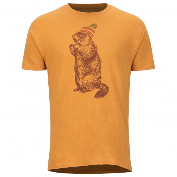 Marmot - Pom Pom Tee S/S - T-skjorte