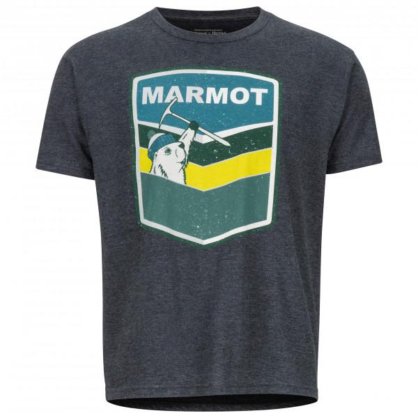 Marmot - Retro Tee S/S - T-skjorte