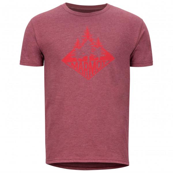Marmot - Rising Forest Tee S/S - Camiseta de manga corta